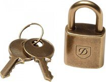 S.T. Dupont Padlock Old Gold  3061