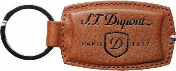 Key Ring Elysée – Brown Leather