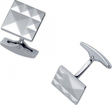 Diamond Head Square Cufflinks