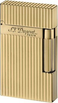 Ligne 2 Lighter Yellow Gold Vertical Lines