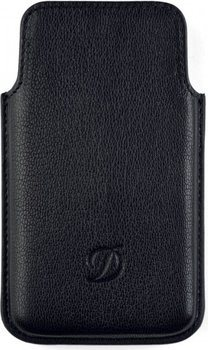Liberté Iphone Case 4/4s – Grained Black Leather